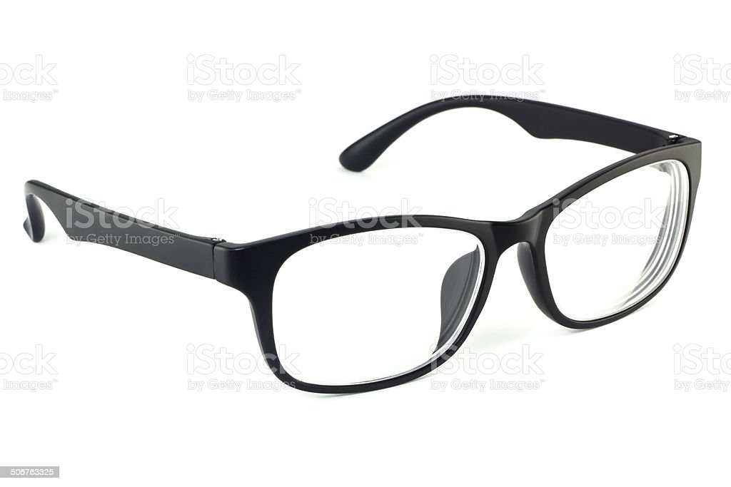 fashion glasses royalty-free stock photo