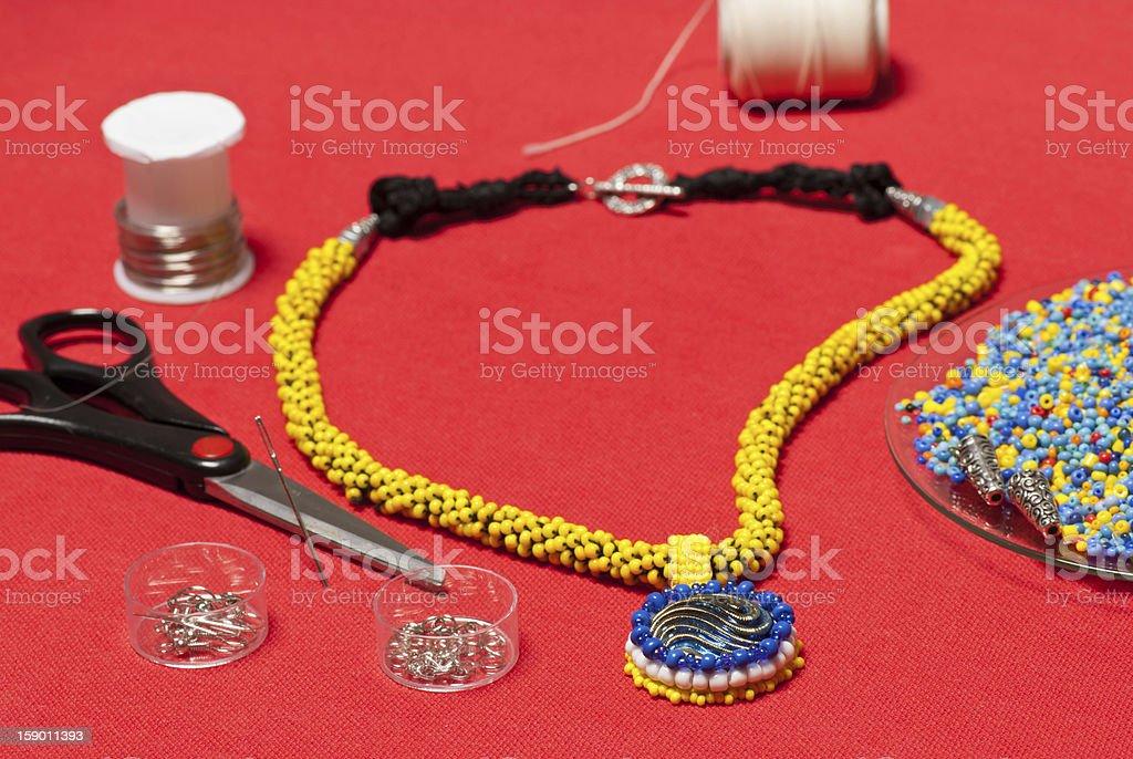 fashion jewellery royalty-free stock photo
