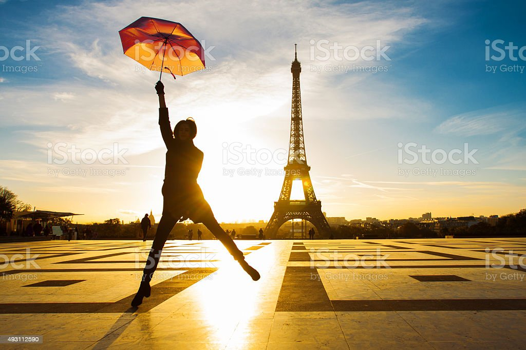 Fashion Paris stock photo