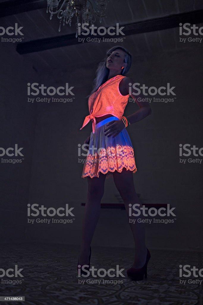 UV Fashion stock photo