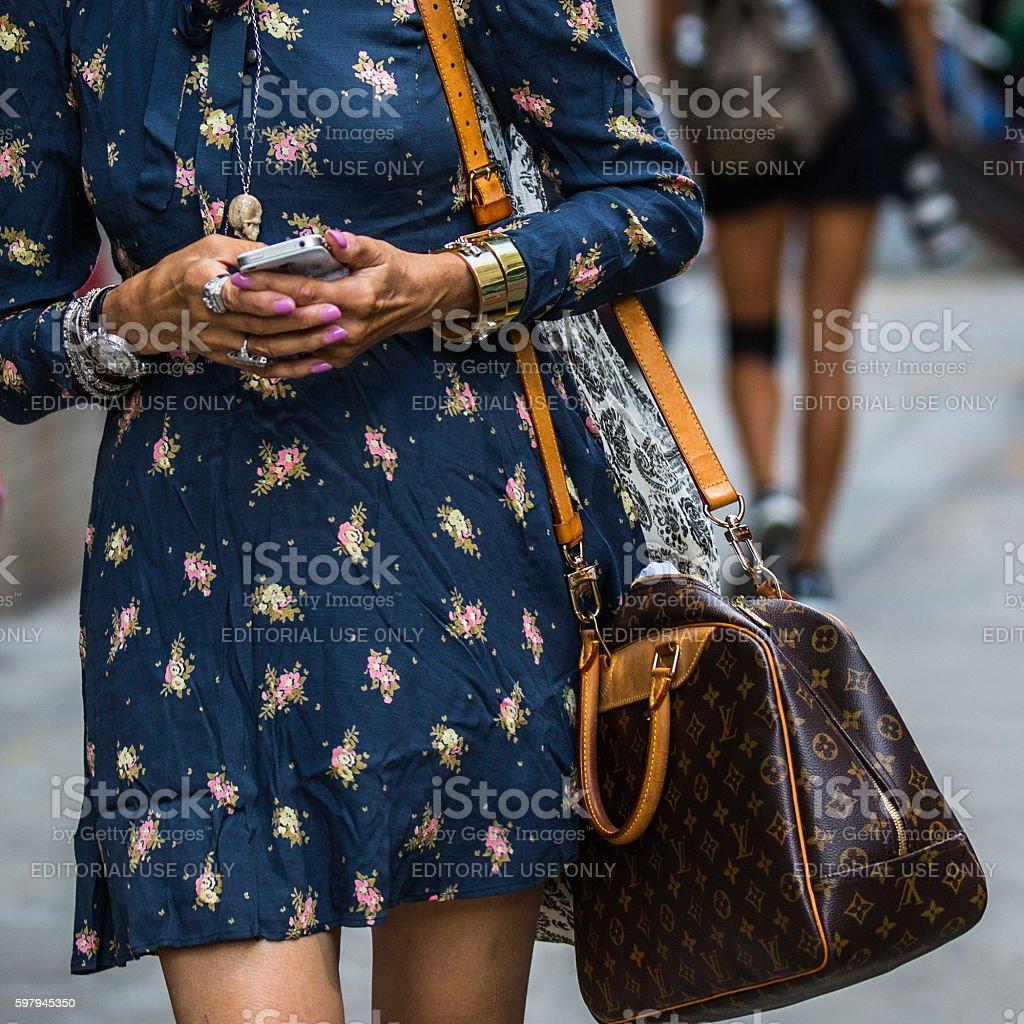 Fashion stock photo