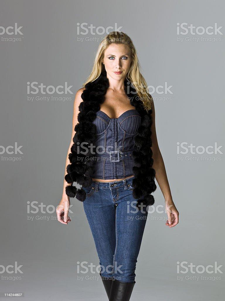 fashion show royalty-free stock photo