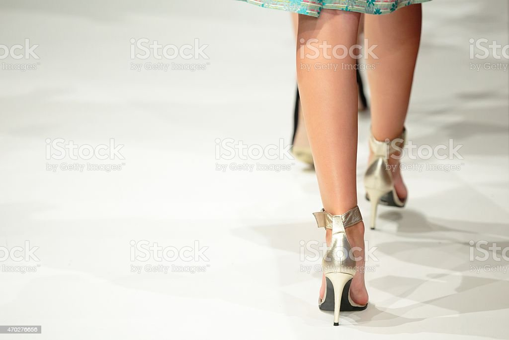 Fashion Show stock photo