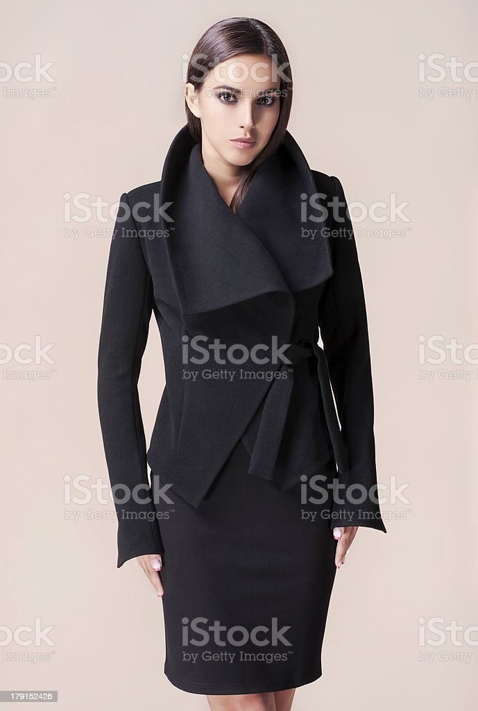 Fashion women royalty-free stock photo