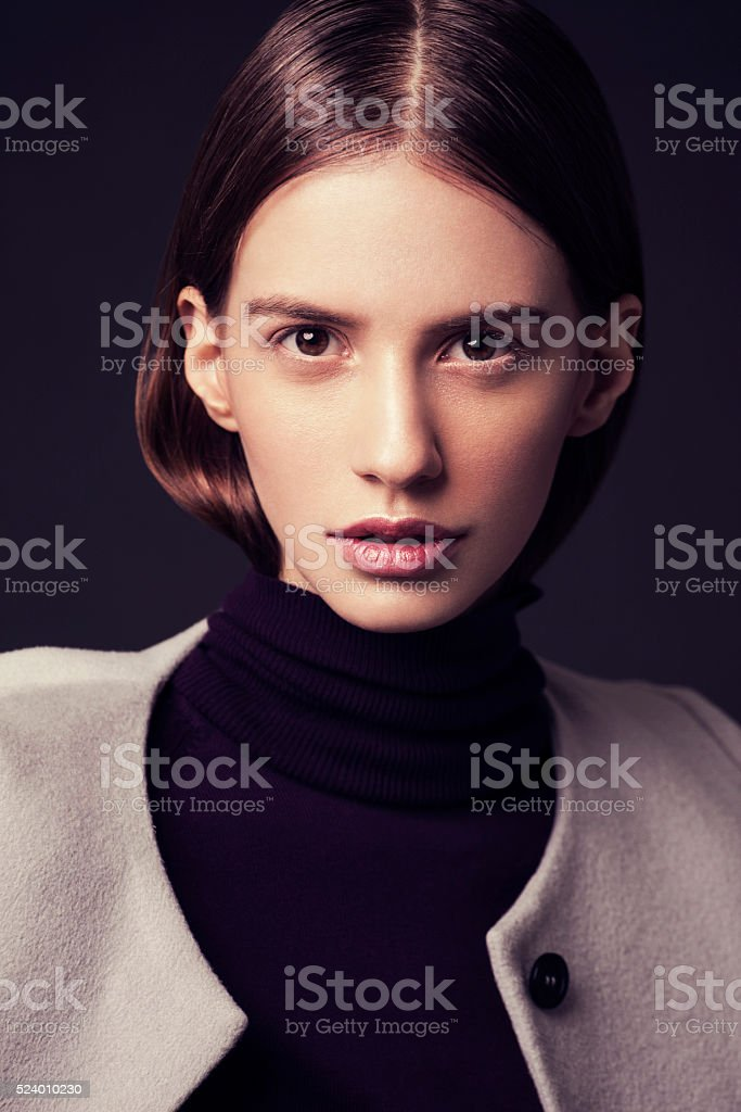 Fashion women stock photo