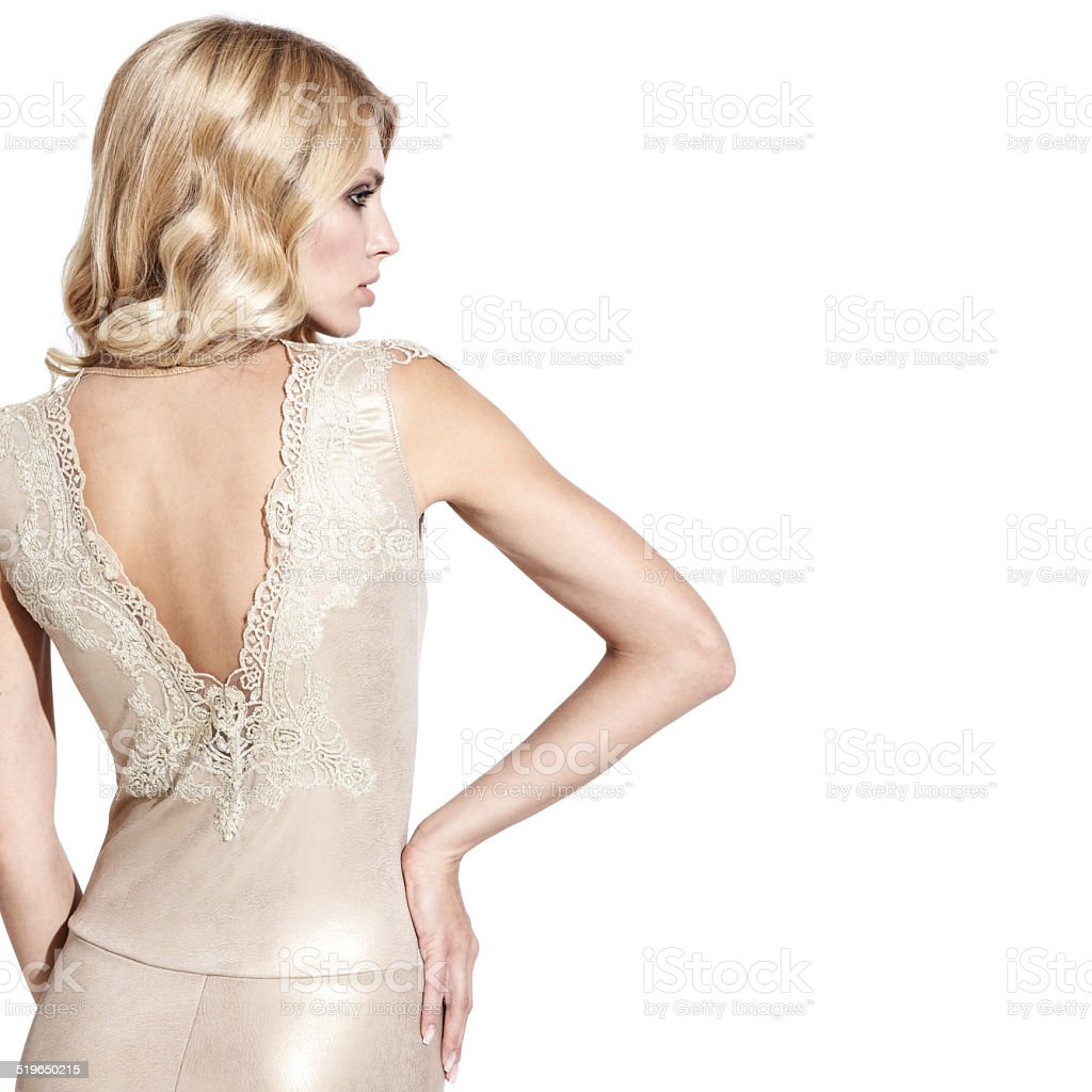Fashionable beauty stock photo