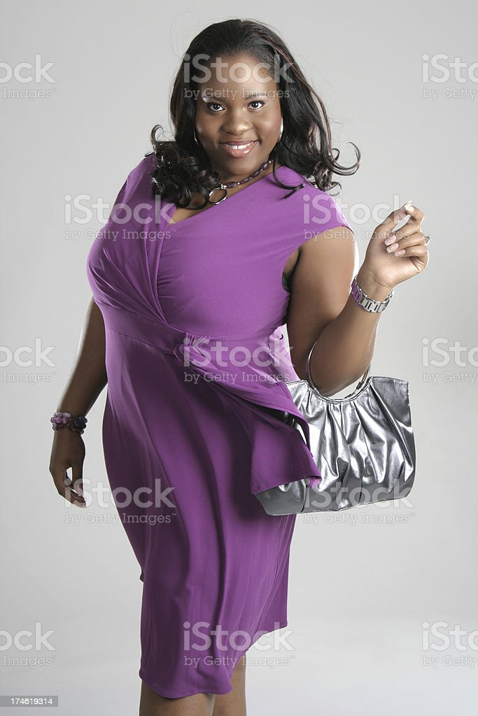 Fashionable Mature Women stock photo