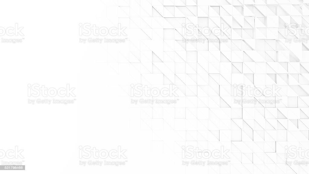 Fashionable triangle shape - wallpaper Pattern stock photo