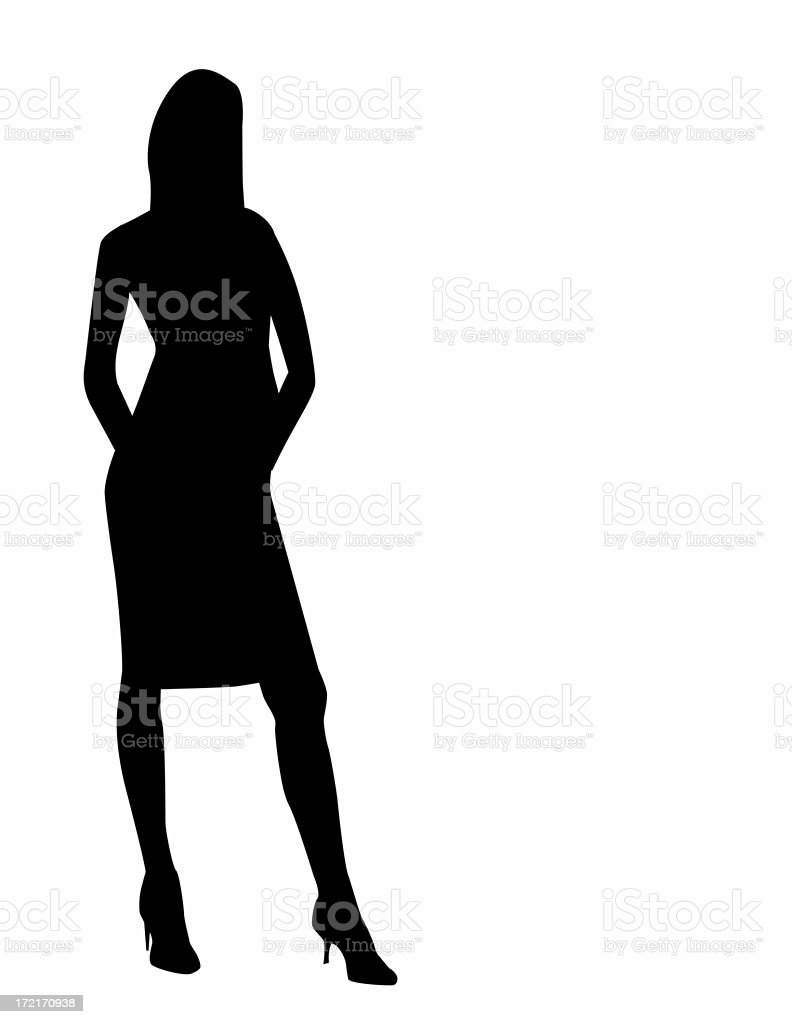 Fashionista stock photo