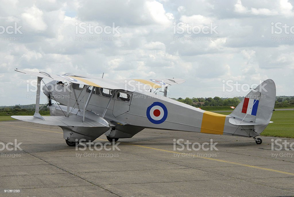 Dragon Rapide royalty-free stock photo