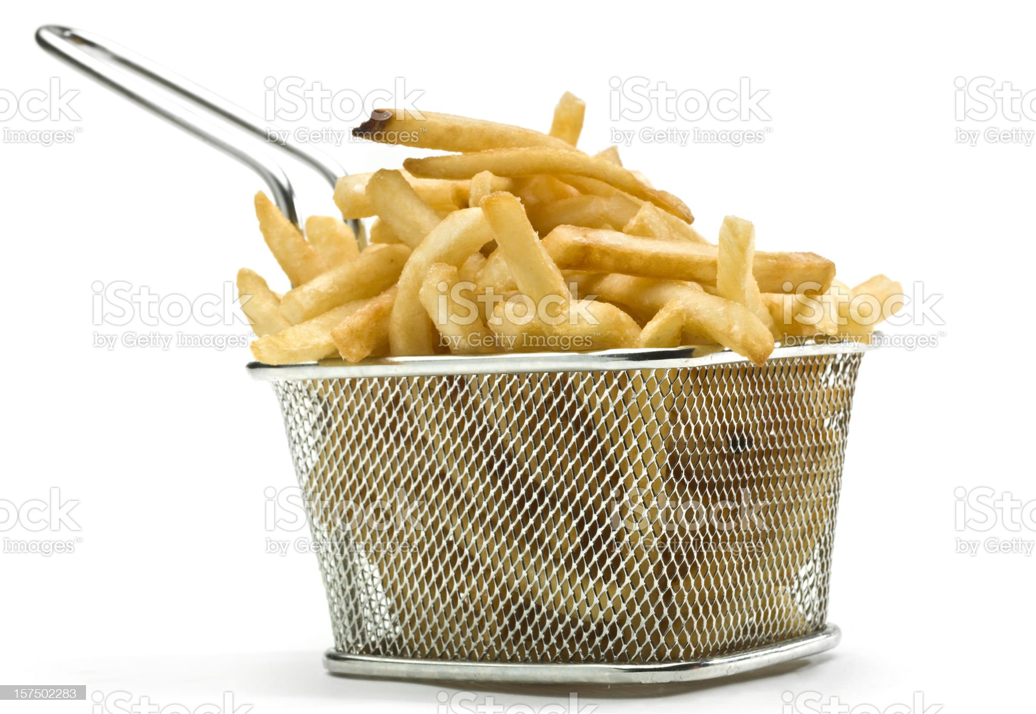 Fast food french fries royalty-free stock photo