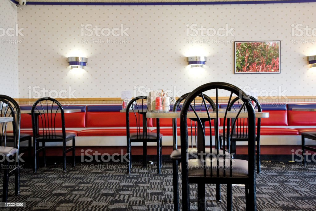 Inside Karls Wall royalty-free stock photo