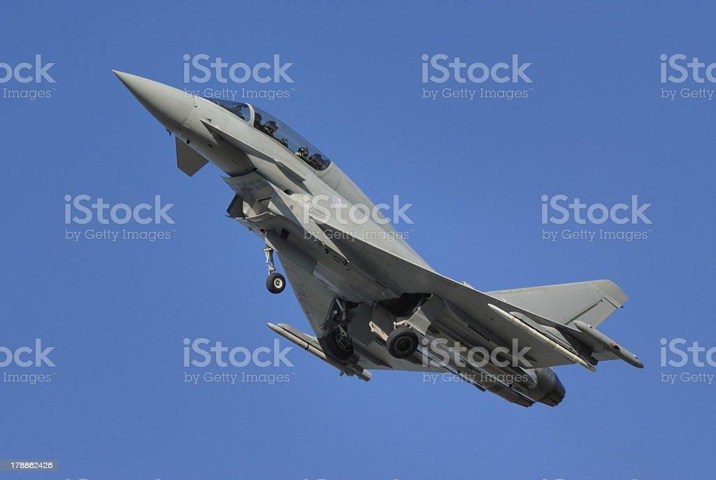 Fast Jet stock photo