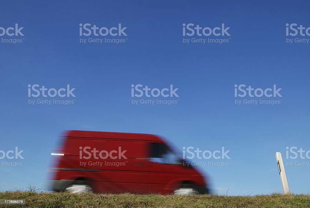 Fast service royalty-free stock photo
