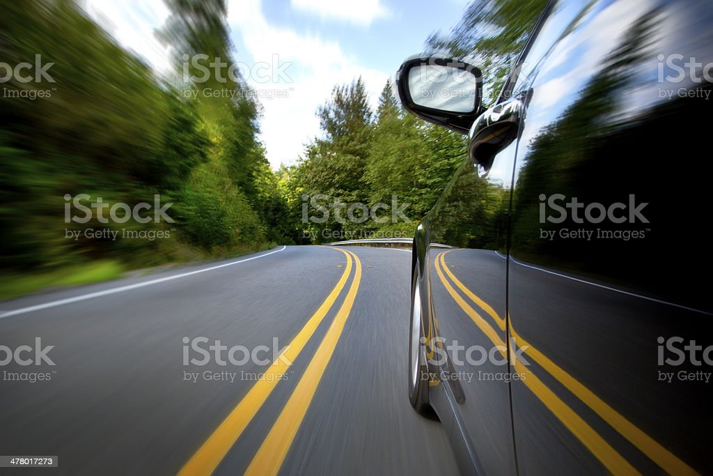 Fast Speed royalty-free stock photo