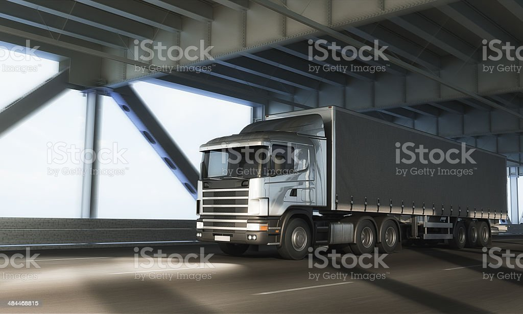 Fast transport stock photo