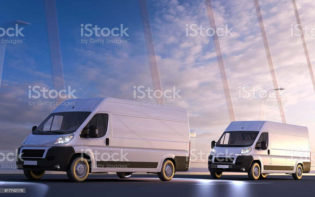 Fast transport stock photo