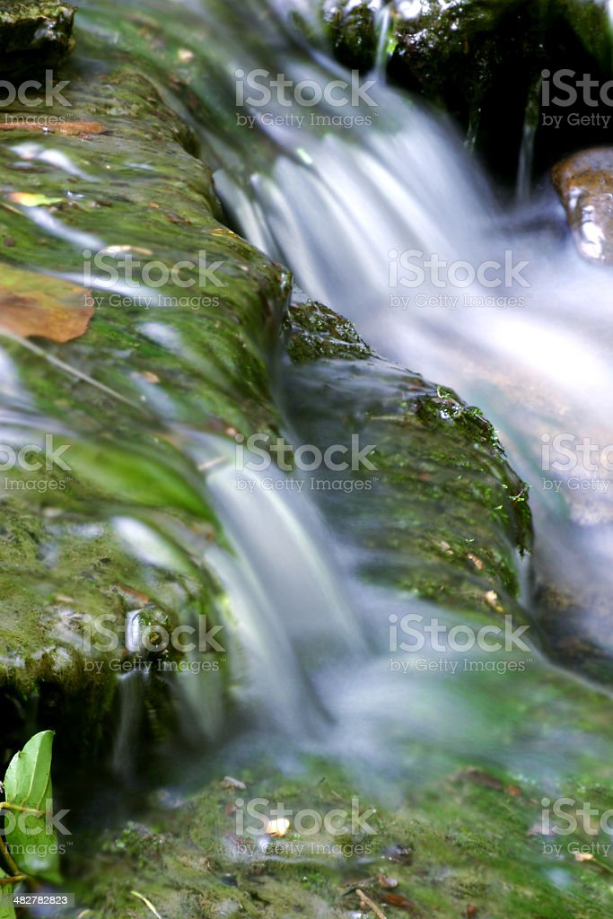 Fast Water royalty-free stock photo