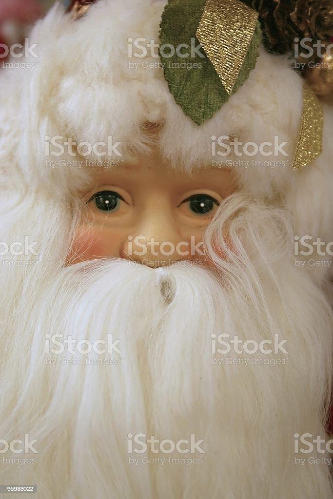 Père Noël photo libre de droits