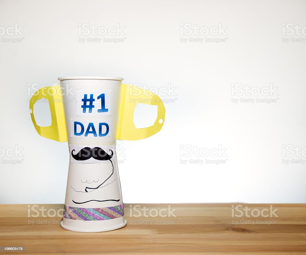 Father Day stock photo