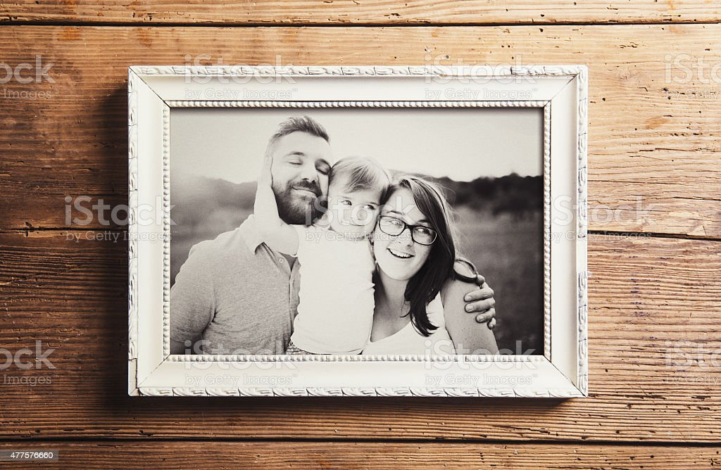 Fathers day composition royalty-free stock photo
