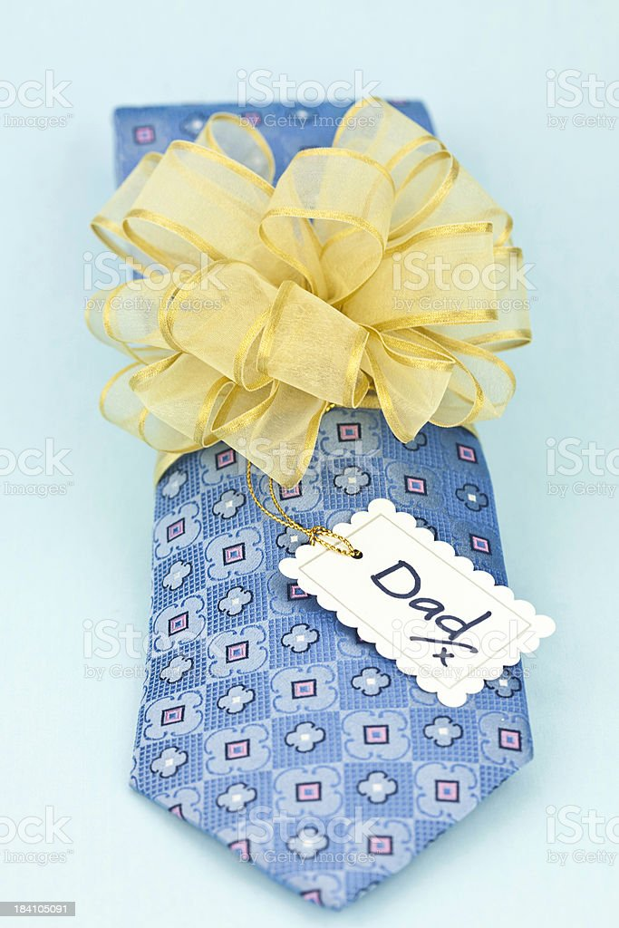 Father's Day Gift royalty-free stock photo