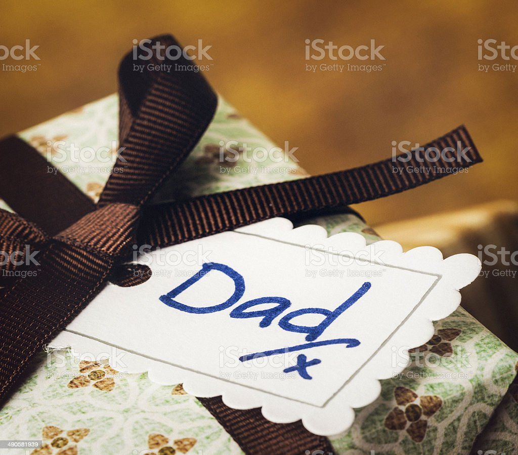 Father's Day Gifts stock photo
