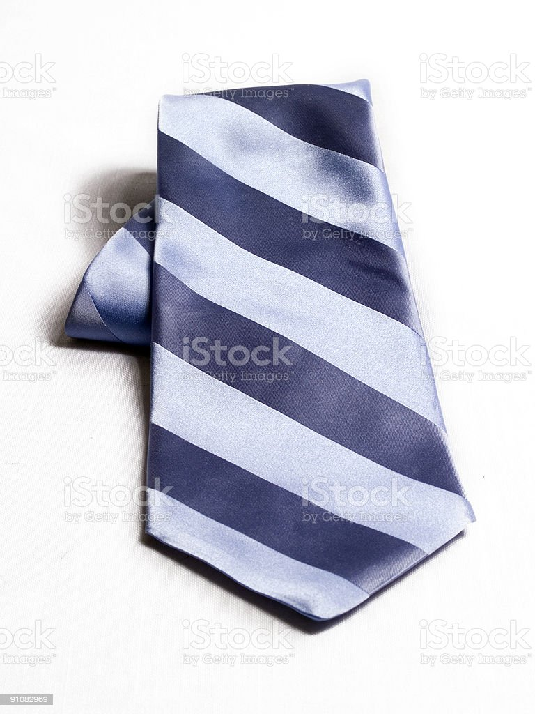 Father's Tie royalty-free stock photo