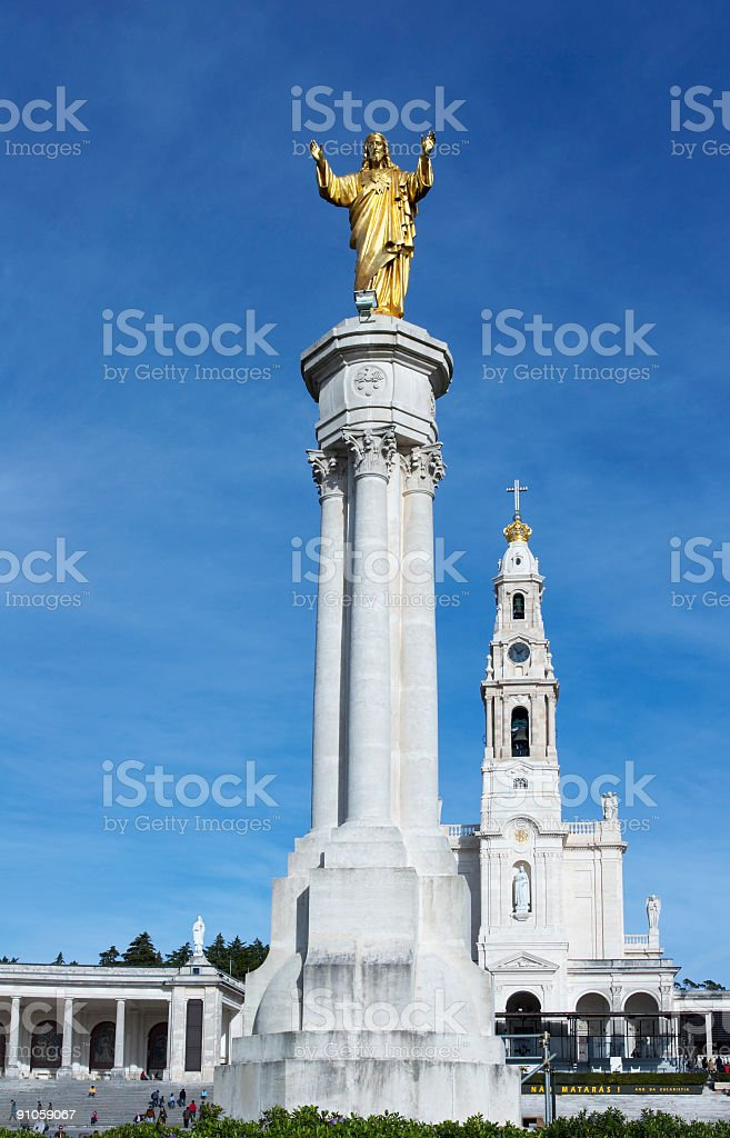 Fatima, Portugal royalty-free stock photo
