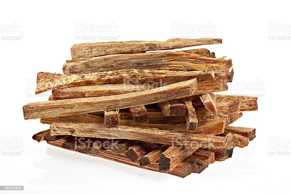 Fatwood royalty-free stock photo