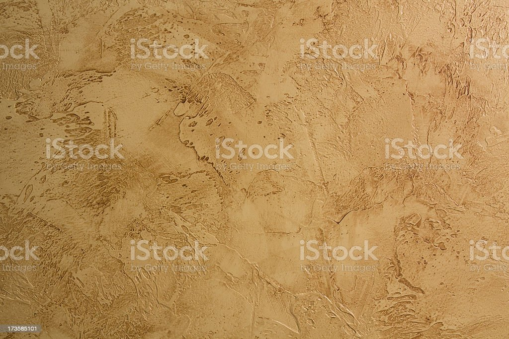 Faux Stone - Warm Leather 001 XXL royalty-free stock photo