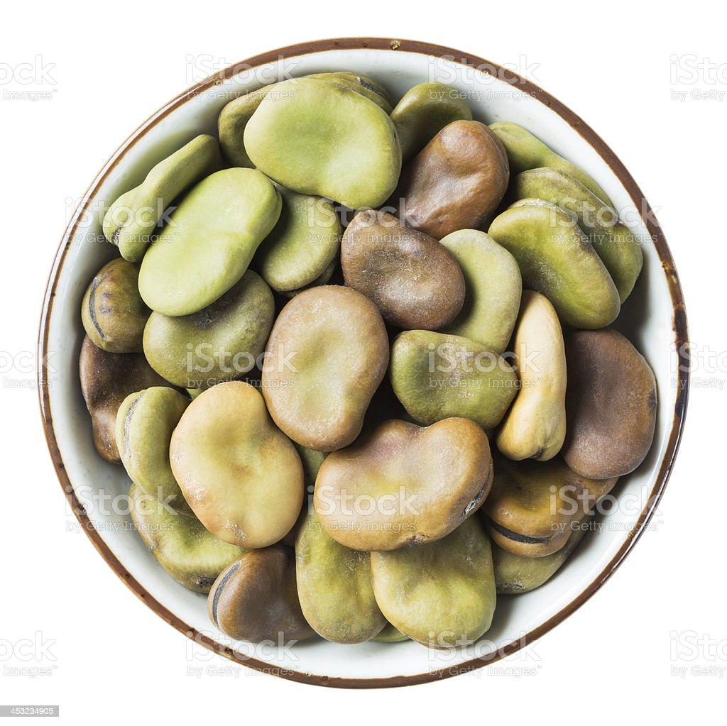 Fava bean royalty-free stock photo