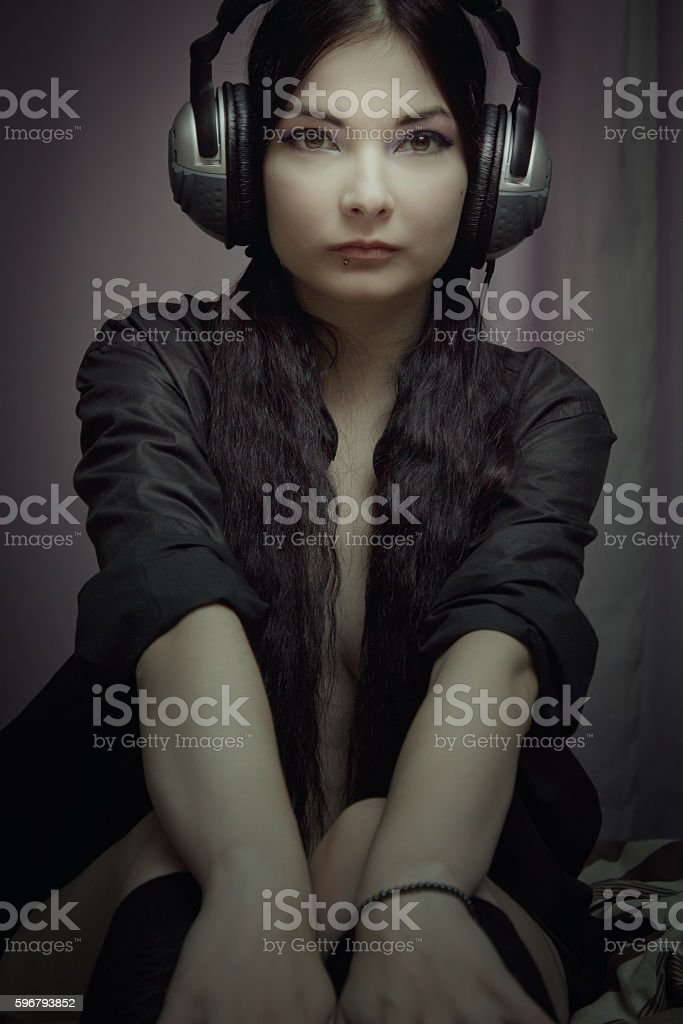 Favorite melodies stock photo