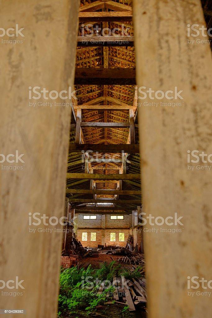 Fazenda Ipanema stock photo