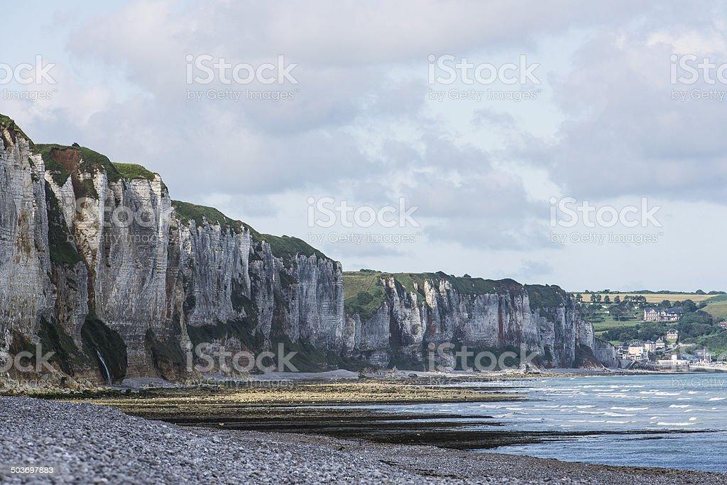 F?camp, Normandia, Francia stock photo