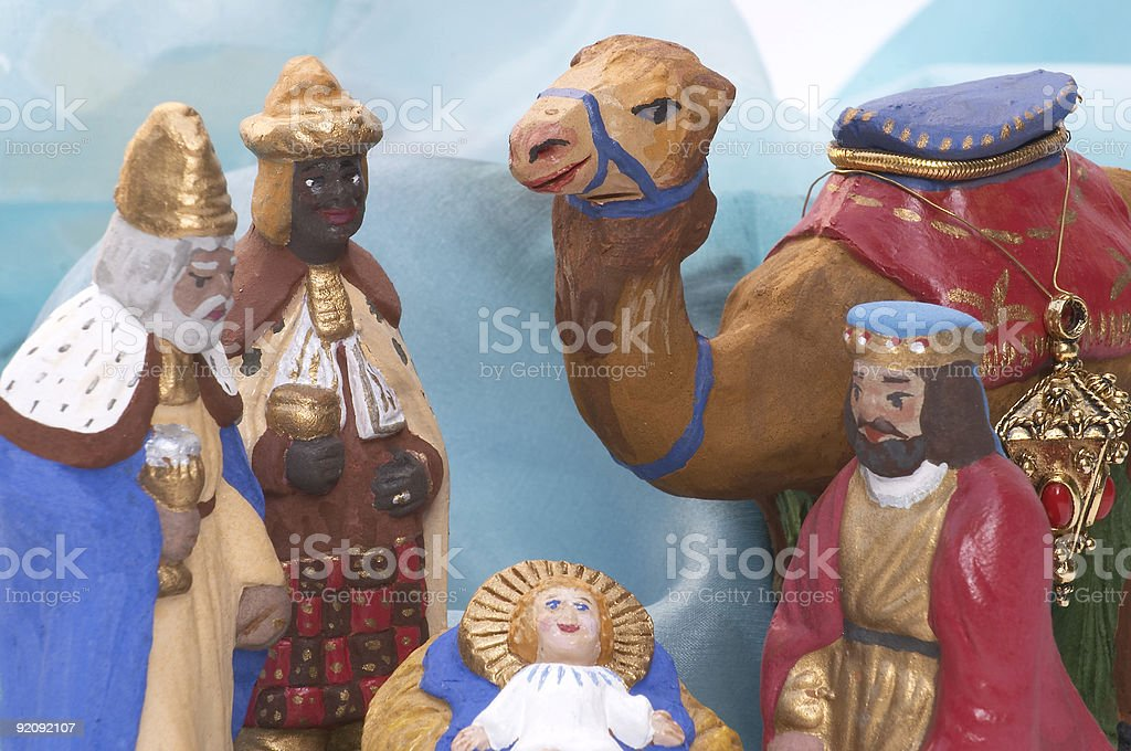 Feast of epiphany royalty-free stock photo