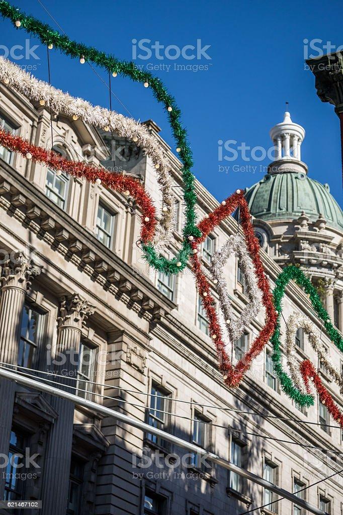 Feast of San Gennaro, Little Italy, New York City, USA stock photo