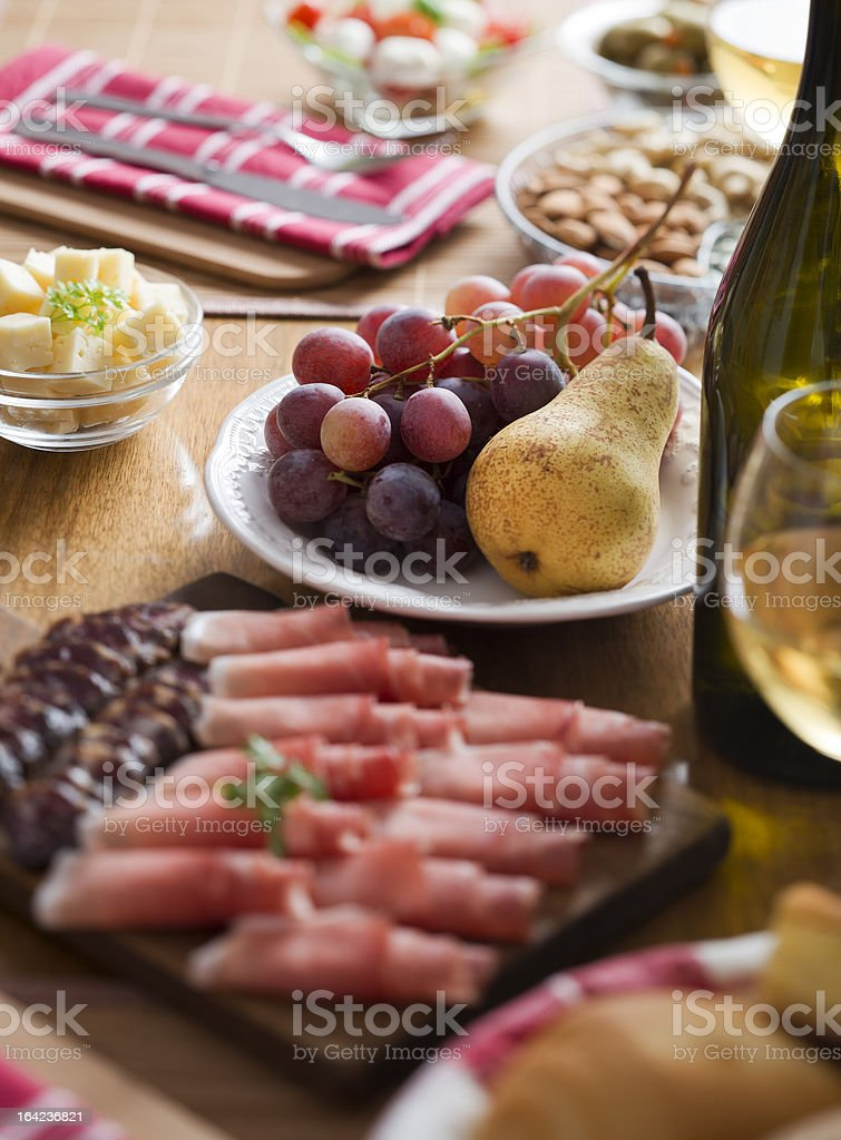 Feast royalty-free stock photo