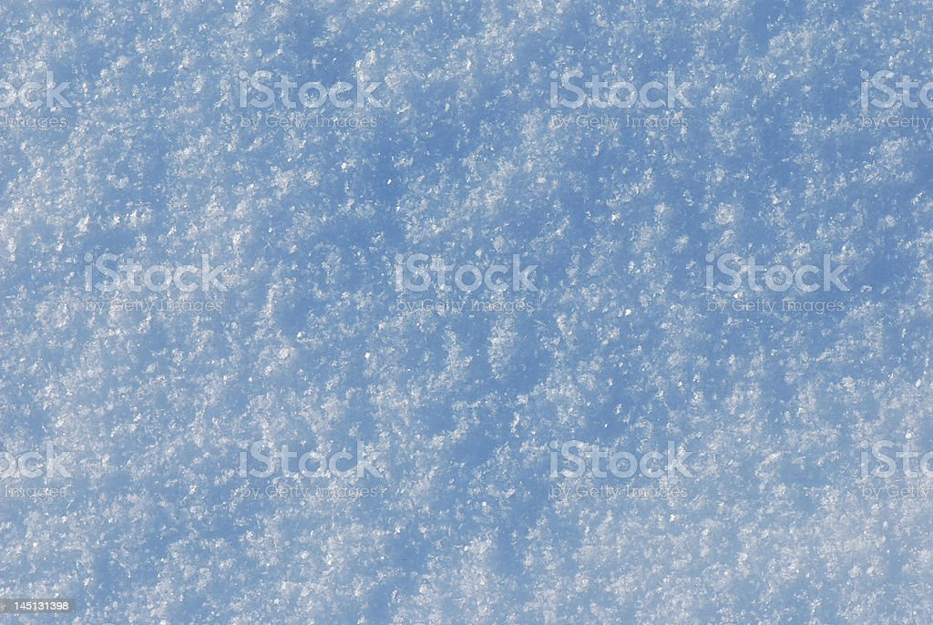 February snow background royalty-free stock photo