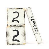 February Twenty Two