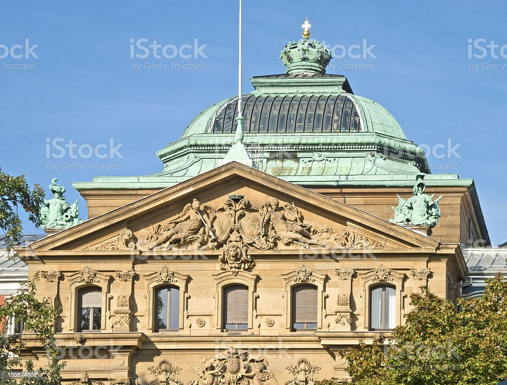 連邦裁判所 ロイヤリティフリーストックフォト