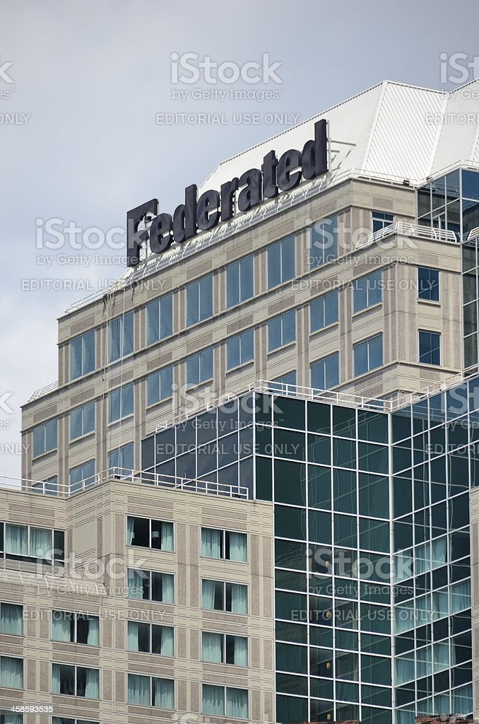 Federated Investors stock photo