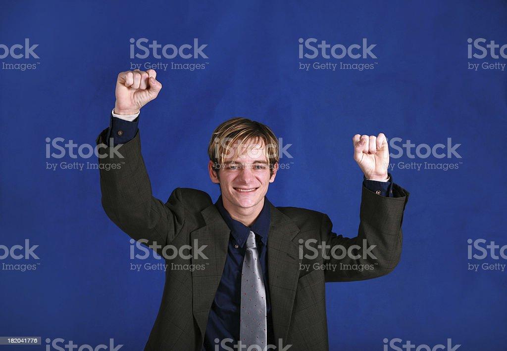 Feeling Good royalty-free stock photo