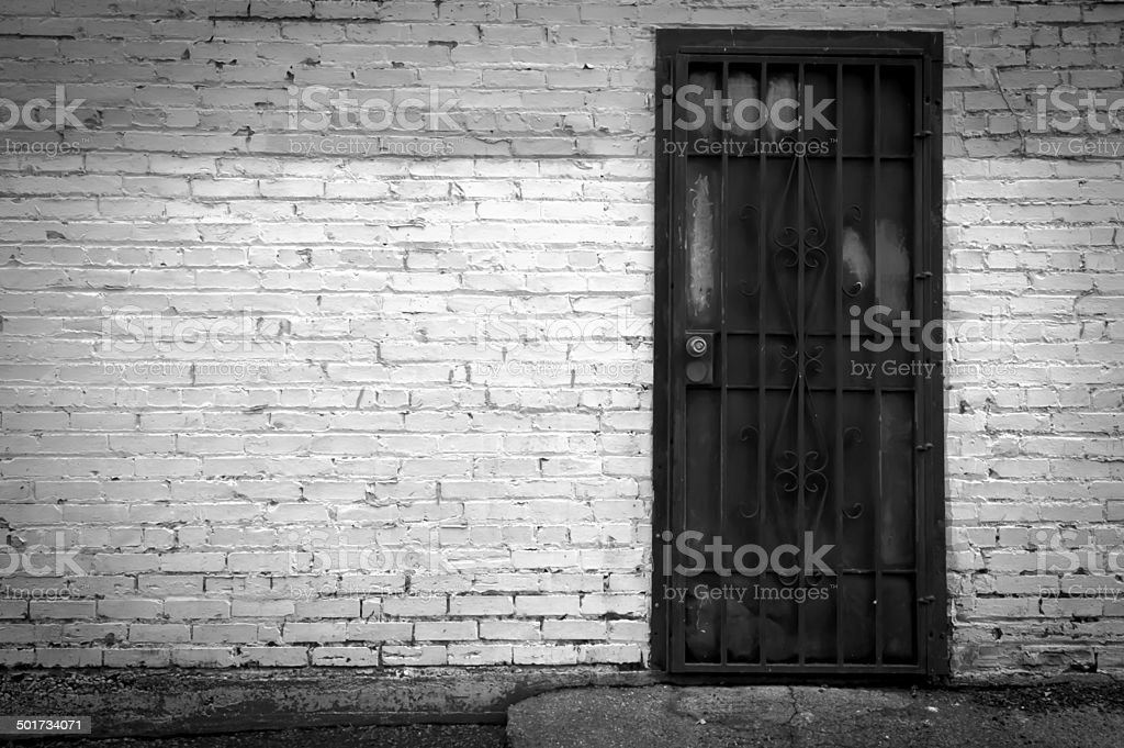 Feeling Isolated stock photo
