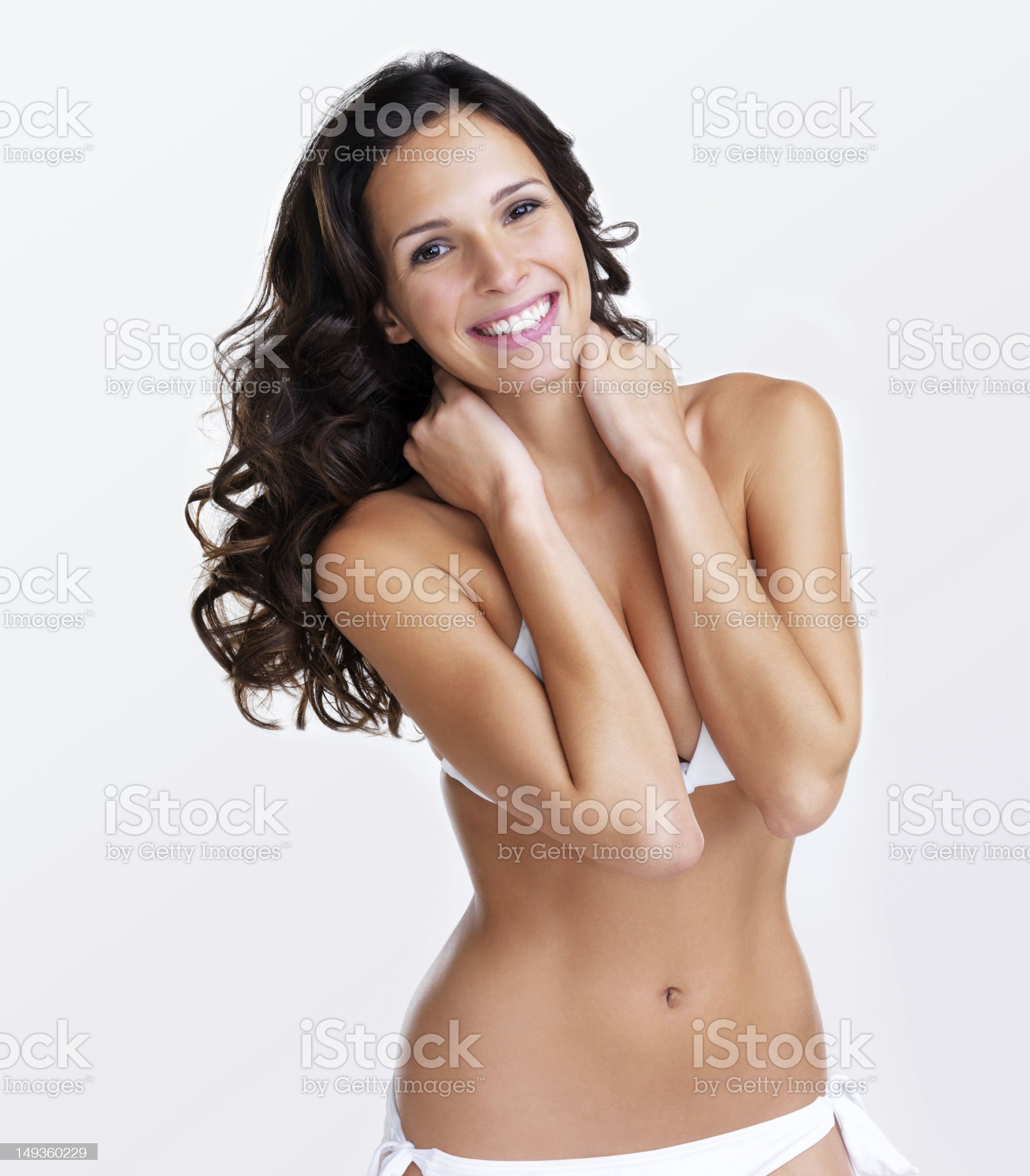 Feeling so fresh and confident royalty-free stock photo