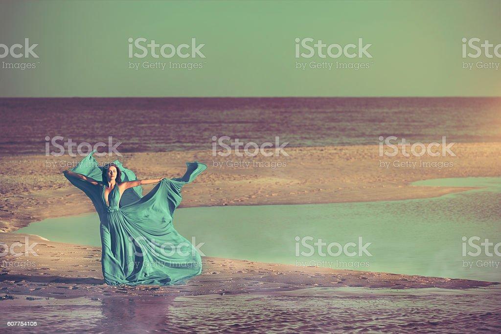 feelings in the wind stock photo