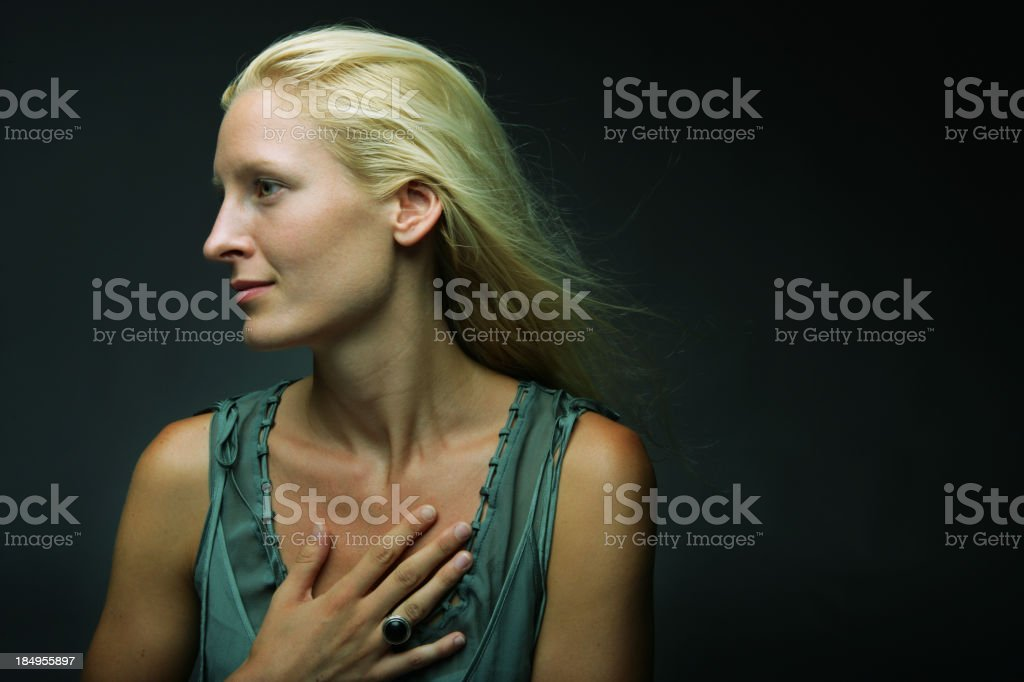Feelings royalty-free stock photo