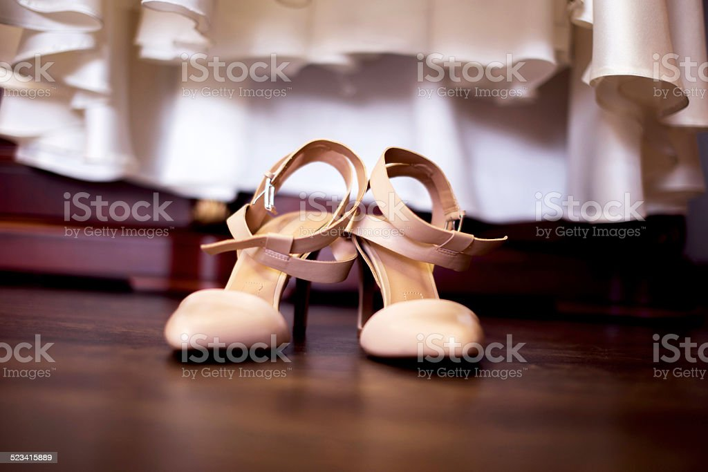 fees bride morning royalty-free stock photo
