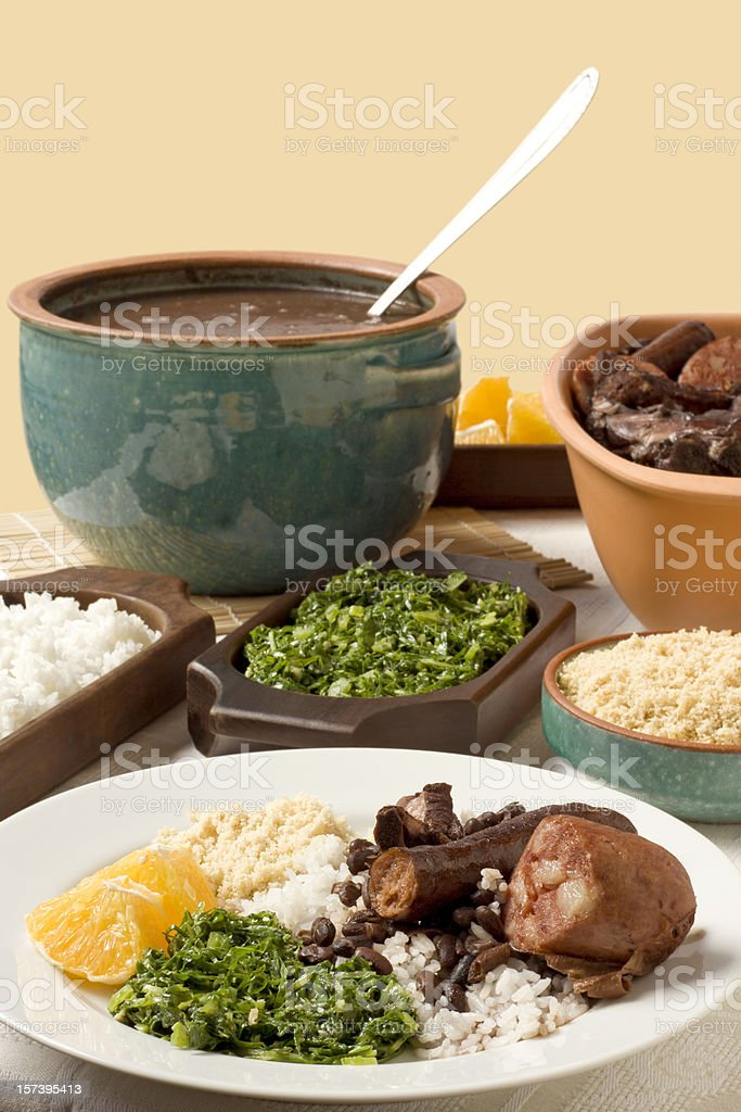Feijoada stock photo