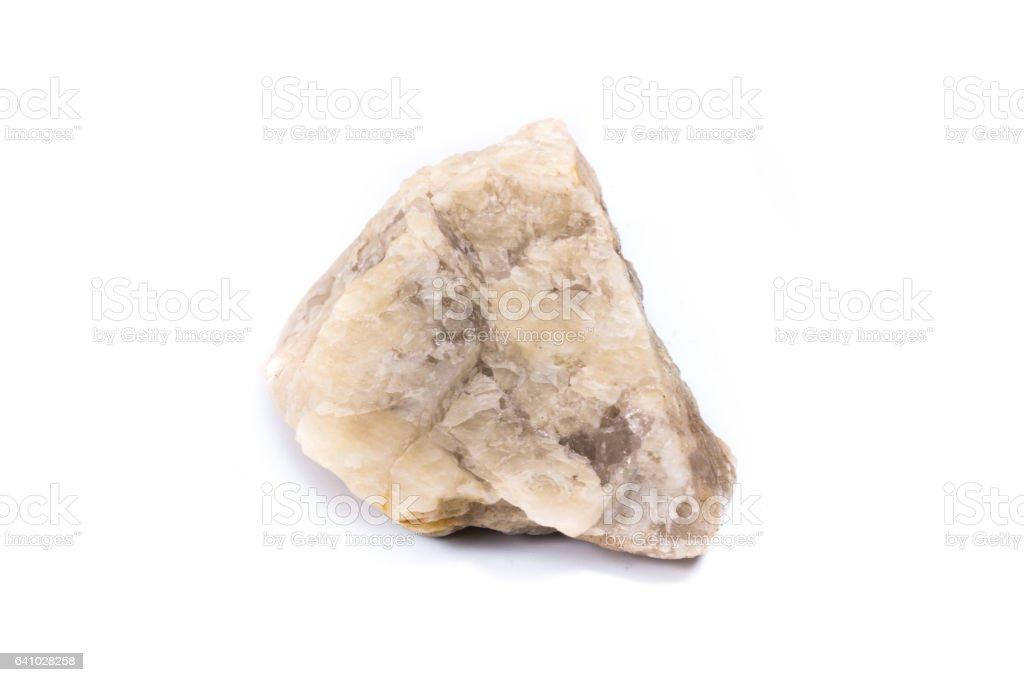 feldspar stone stock photo